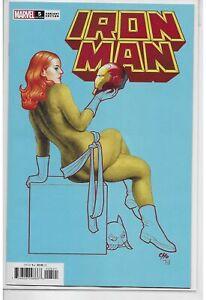 Iron Man #5 Frank Cho Variant 1:25