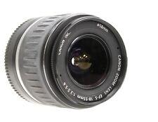 CANON ZOOM EF-S 18-55mm f/3.5-5.6 Canon EF Mount Camera Lens - E36