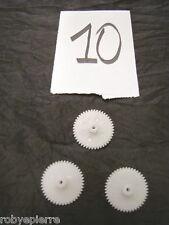 Ingranaggi ingranaggio pezzi di ricambio modellismo meccanismi in plastica N10