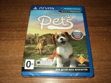 Playstation Vita Pets (new game PS Vita)