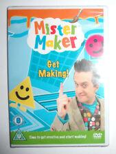 Mister Maker - Get Making!      [Childrens - DVD]      Region 2 (PAL UK)