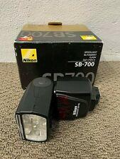 Nikon Speedlight Flash SB-700 Shoe Mount