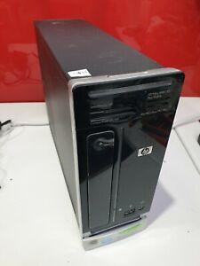 C1455 HP Pavilion Slimline S3220uk mini pc with Windows xp on it 160gb hdd 1gb r