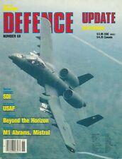 Defence Update Born in Battle N°68 M1 Abrams USAF Krav Maga SDI Luftwaffe Condor