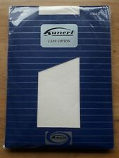 Vintage KUNERT lady Cotton Natural Opaque Tights Size Small