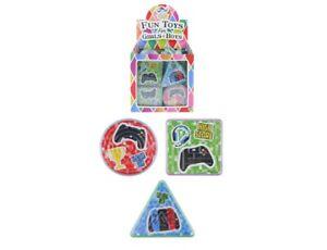 Gamer Puzzle Mazes - Party Bag Filler Stocking Filler Toy