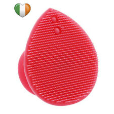 Silicone Cleaning Pad Wash Face Facial Exfoliating Brush Skin Scrub Cleanser