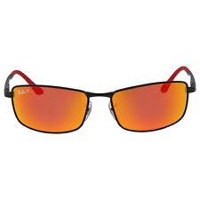 Ray Ban Polarized Orange Flash Sunglasses