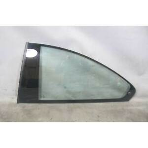 2000-2006 BMW E46 3-Series Coupe Left Rear Quarter Vent Window Glass USED OEM