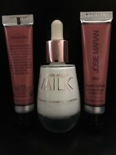 ~JOSIE MARAN~PURE ARGAN MILK~1 oz AND (2) INFINITY Forever rose💖AUTHENTIC
