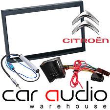 Citroen C3 2002-2009 Double Din Car Stereo Fascia Panel Fitting Kit CT24PE11