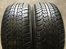 2 x 285 65 17 Dunlop Grandtrek At22 %90 Tread TFitting Available, Freight