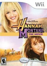 Hannah Montana: The Movie - Nintendo Wii