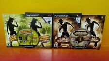 Karaoke Revolution Country & Party - PS2 Playstation 2 - COMPLETE Rare No MIC