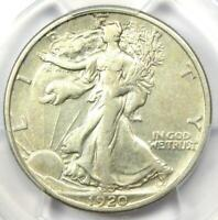 1920-S Walking Liberty Half Dollar 50C - PCGS XF Details (EF) - Rare Date Coin!