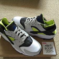 nike air huarache  cyber   uk 9.5   usa 10.5   318429 130