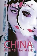 China - Behind The Mask by Greg McEnnally | Paperback Book | 9781786121554 | NEW
