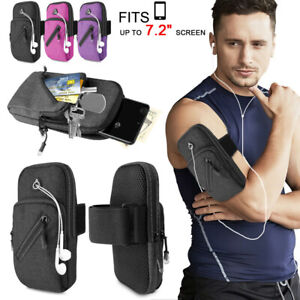 Armband Phone Holder Case Sports Gym Running Jogging Arm Band Bag For Cell Phone