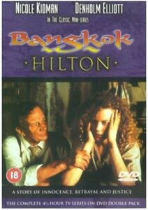 BANGKOK HILTON DVD OOP RARE CLASSIC TV MINI SERIES 2 DISC NICOLE KIDMAN NEW