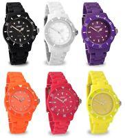 Limit Icy Splash Colourful Ladies Watch - Polycarbonate Bracelet - 50m WR