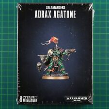 Salamanders Adrax Agatone (48-92) 12370 Space Marines Warhammer 40.000