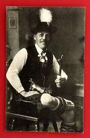 AK MURNAU um 1910 Max Reinhard Typen mit Pfeiffe  ( 67040