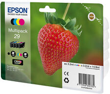 Epson Multipack 4-col.29 Home Ink C13T29864020