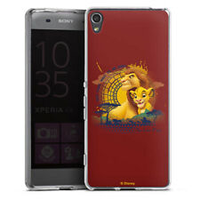 Sony Xperia XA Silikon Hülle Case - Can't wait to be King
