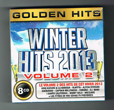 WINTER HITS 2013 - VOLUME 2 - 8 CD SET - NEUF NEW NEU