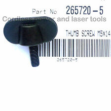 Makita RP2301FC Router Base Fence Guide Clamping Thumb Screw M5X14 Part 265720-5