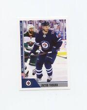 18/19 PANINI NHL STICKER #498 JACOB TROUBA JETS *57220
