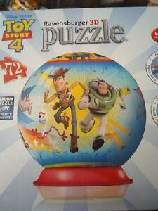 Disney Toy story 4 Ravensburger 3d puzzle