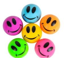 360 45 mm Super Bouncy Balls Superball Tomy Gacha bouncing Smiley Face Halloween