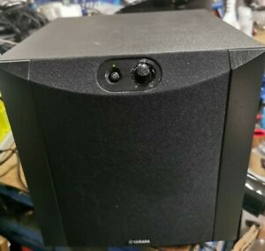 Yamaha NS-SW200 Active Subwoofer in Black - Preowned
