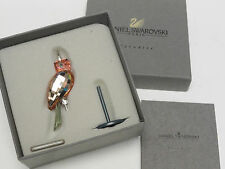 SIGNED SWAROVSKI PARADISE BAIMURU BIRD RETIRED * NEW IN BOX