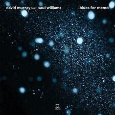 David Murray Feat. Saul Williams - Blues For Memo (NEW CD)