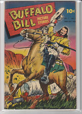 BUFFALO BILL PICTURE STORIES # 1