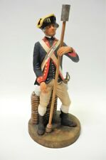 Royal Doulton Soldiers of the Revolution Figurine Hn 2760 Massachusetts Regiment