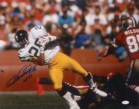 Rod Woodson Autographed 16x20 Horizontal Steelers Photo- JSA W Authentictaed