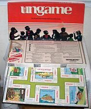 1987 Vintage THE UNGAME Tell It Like It Is Self Expression Board Game  Complete