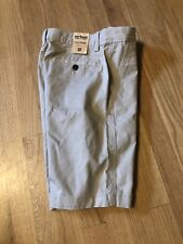 NWT Men's Beige Urban Pipeline Shorts Size 30 Shorts Flex Flat Front Short