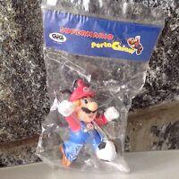 Rare 90S#Nintendo Super Mario Bros Mini figure keychain #NES SNES