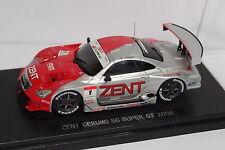 EBBRO ZENT CERUMO SC SUPER GT 2006 #1 1:43
