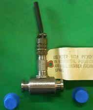 """EG & G-Flow Technology-Turbine Flowmeter -Model #FT0-3T1YWULHC-1, 3/4"""" Tri-Clamp"""