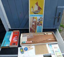 Billing Boats Nr. 468 Marie-Jeanne  Holz Modell Bausatz Schiff