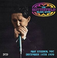 The Butterfield Blues Band - AandR Studios NYC December 14th 1970 [CD]