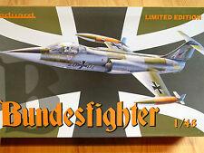 Eduard Ltd Ed 1:48 F-104 Bundesfighter/NATO fighter Aircraft Model Kit