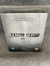 james bond dvd Collectors Set