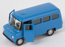 BLITZ VERSAND Nysa 522 Polen PRL blau / blue Welly Modell Auto 1:34 NEU & OVP