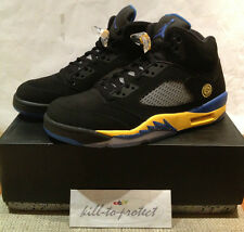 Nike Air Jordan 5 V Negro Laney Shanghai Shen Talle Us10.5 Uk9.5 136027-089 Db 2012